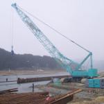 気仙川災害復旧