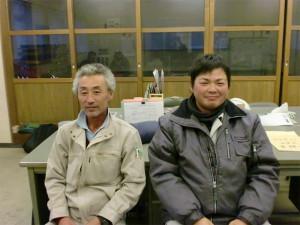 吉田均さん・及川賢二さん