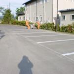 及常建設駐車場4