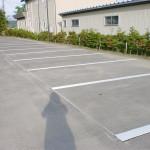 及常建設駐車場5