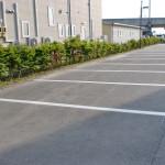 及常建設駐車場6