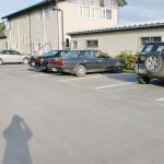 及常建設駐車場7